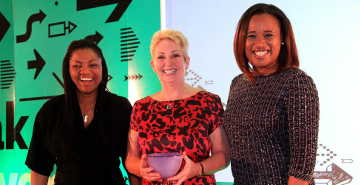 Professional Woman in Business Award 2015